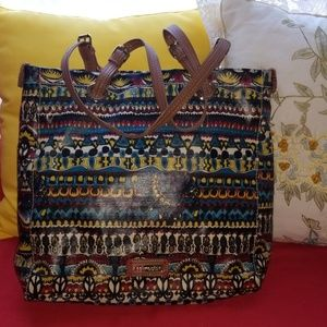 Large Sakroot Bag New Condition